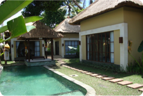 Pembangunan Villa The Palm II
